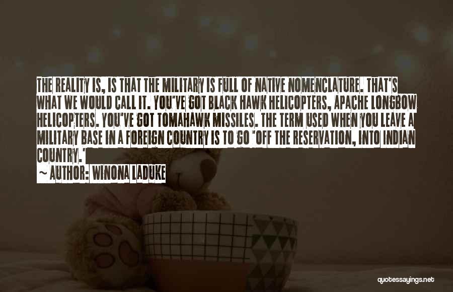 Winona LaDuke Quotes 724384