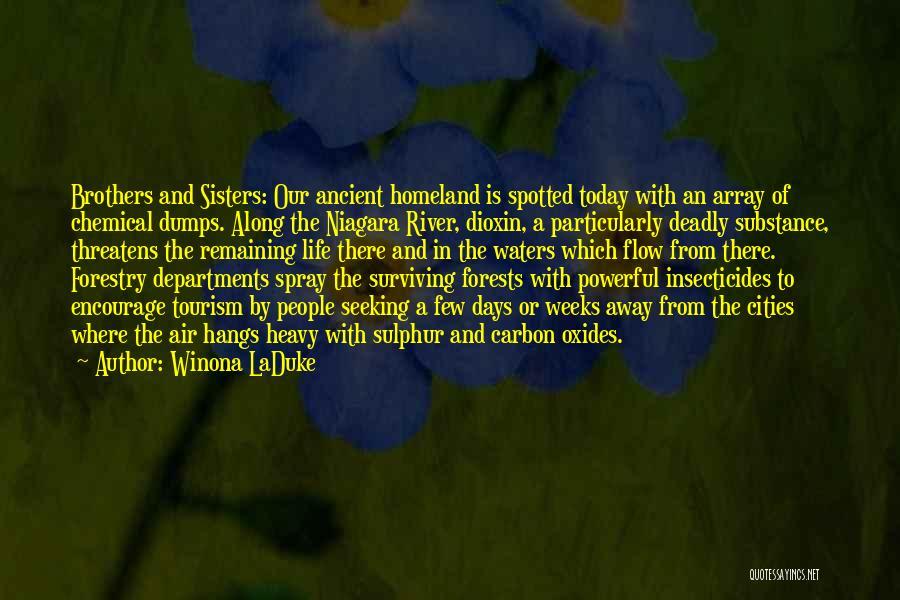Winona LaDuke Quotes 944783