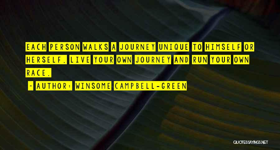 Winsome Campbell-Green Quotes 1912781