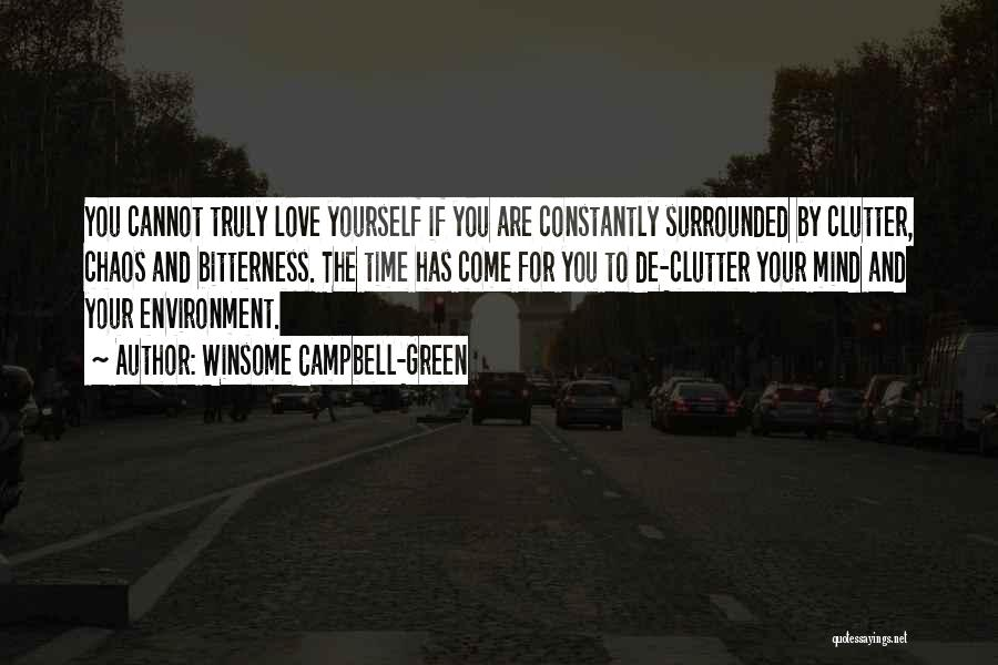Winsome Campbell-Green Quotes 644028