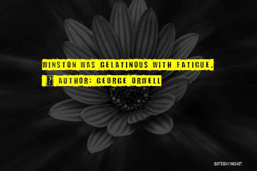 Winston 1984 Quotes By George Orwell