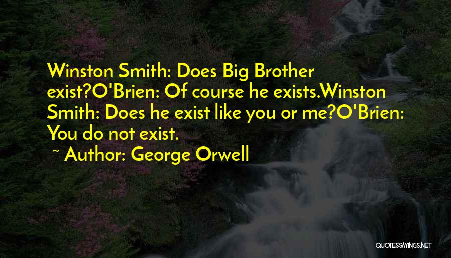 Winston From 1984 Quotes By George Orwell