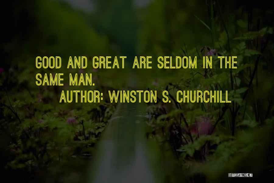 Winston S. Churchill Quotes 106746