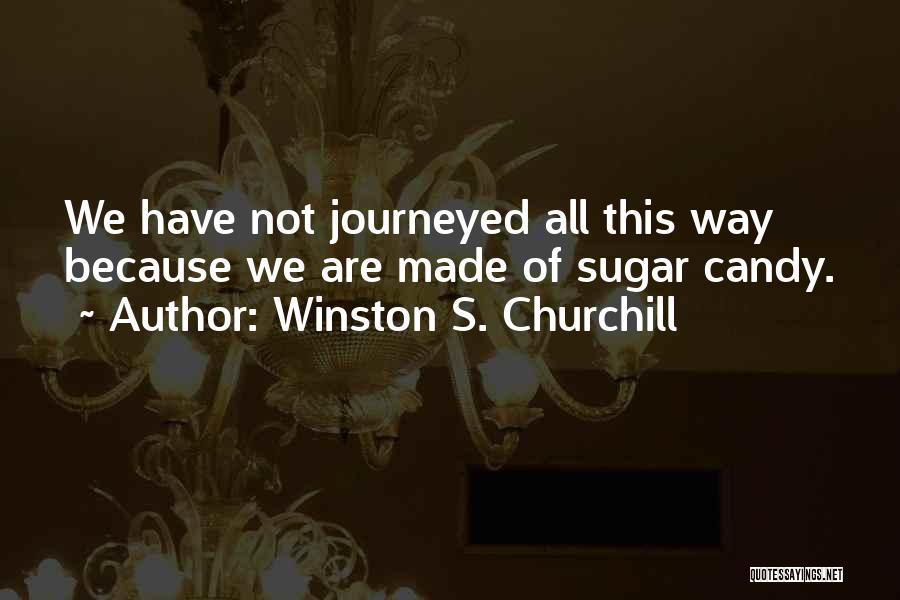 Winston S. Churchill Quotes 1073141