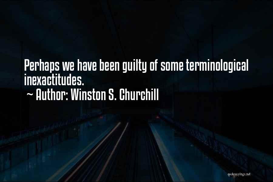 Winston S. Churchill Quotes 1227737
