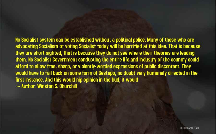 Winston S. Churchill Quotes 1247072