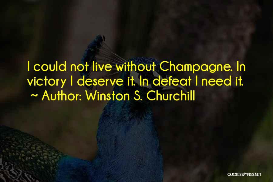 Winston S. Churchill Quotes 1305738