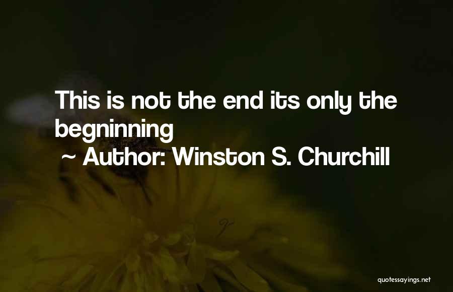 Winston S. Churchill Quotes 1342403