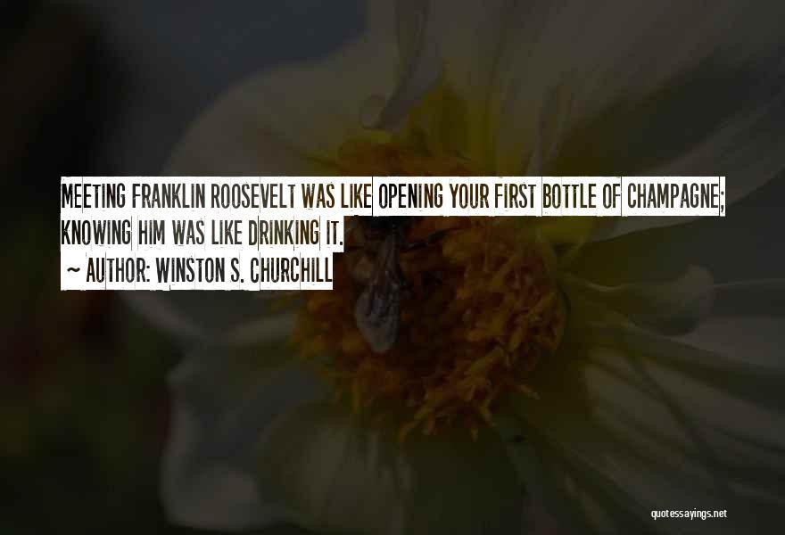 Winston S. Churchill Quotes 1343859