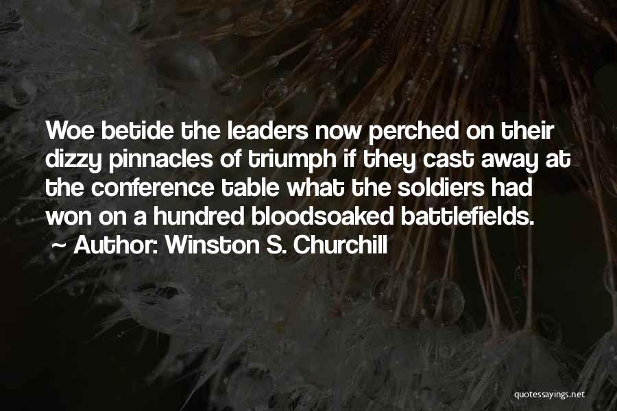 Winston S. Churchill Quotes 1354469