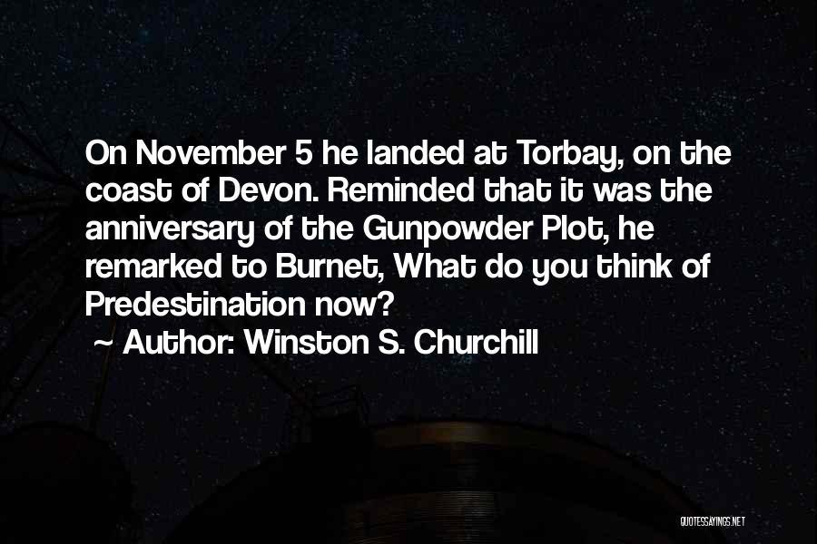 Winston S. Churchill Quotes 1416187