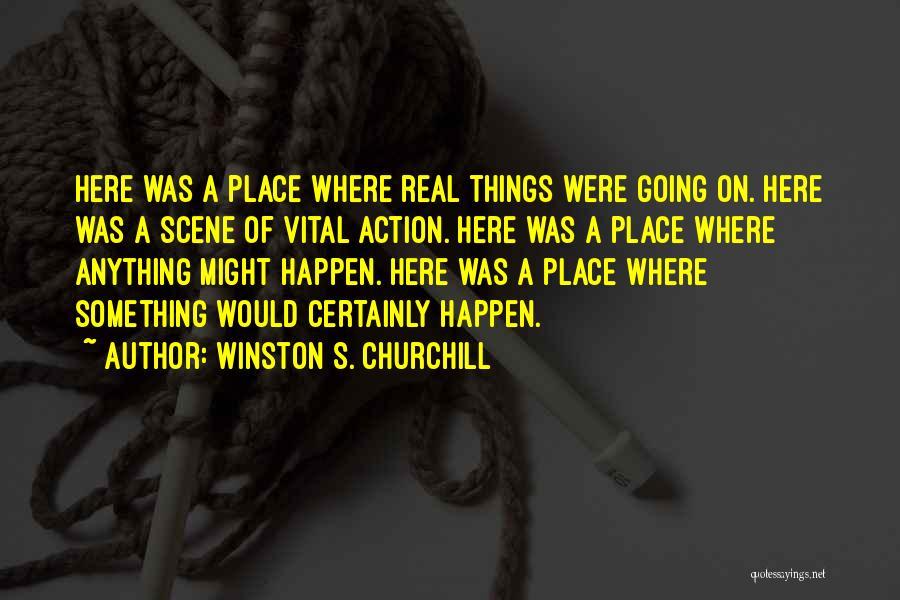 Winston S. Churchill Quotes 1531600
