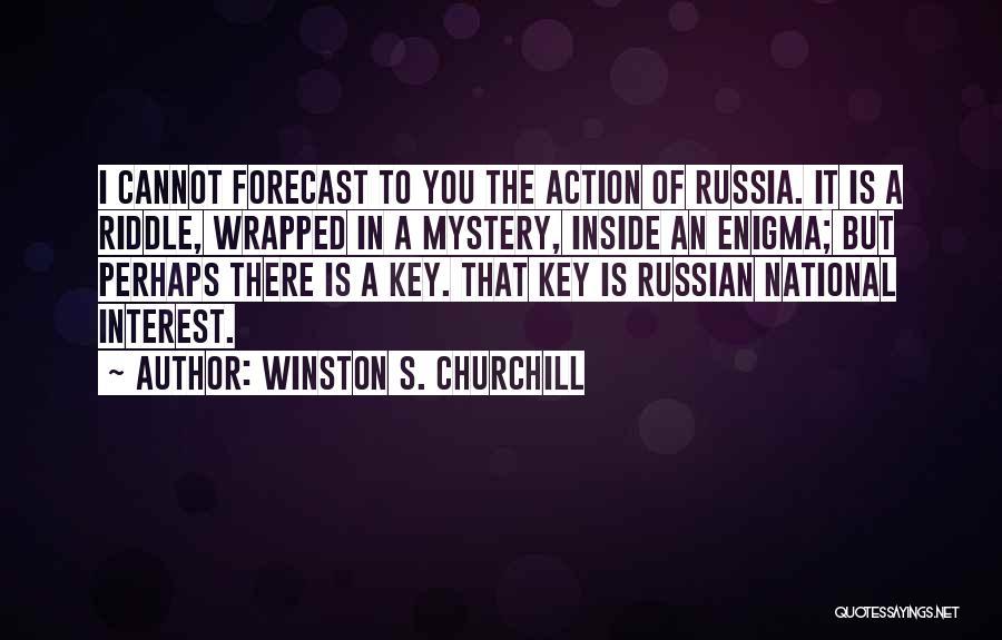 Winston S. Churchill Quotes 1616585
