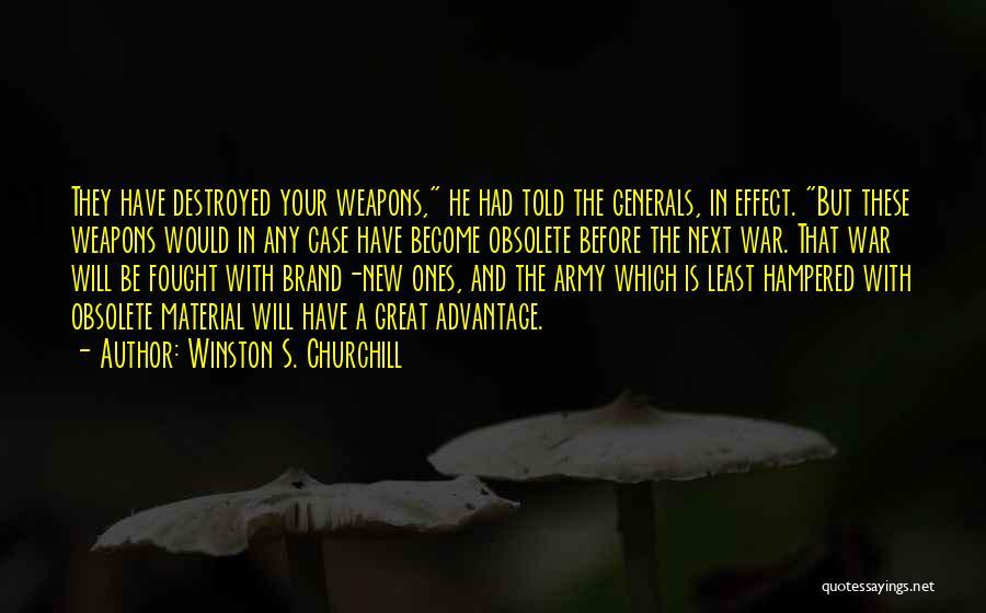 Winston S. Churchill Quotes 1662054