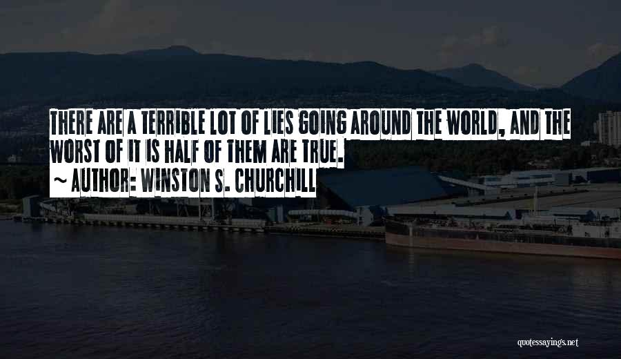 Winston S. Churchill Quotes 1687439
