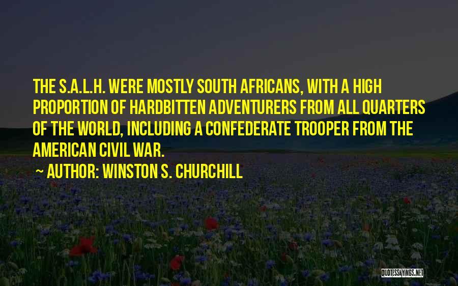 Winston S. Churchill Quotes 1734910