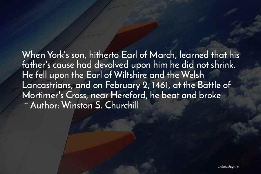 Winston S. Churchill Quotes 1820811
