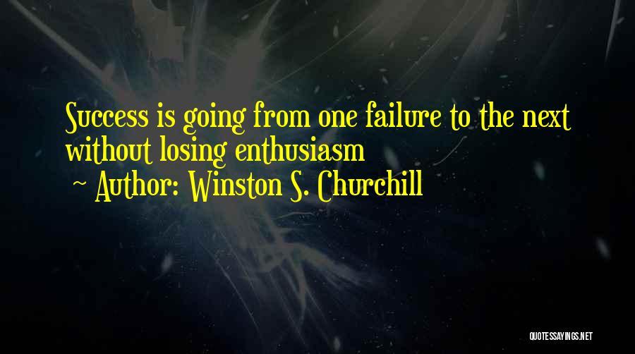 Winston S. Churchill Quotes 2011044