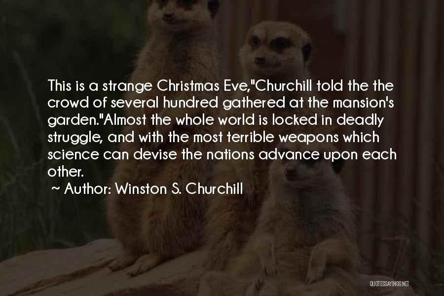 Winston S. Churchill Quotes 2071433
