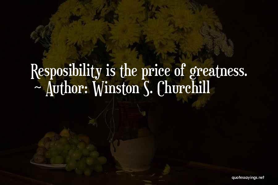 Winston S. Churchill Quotes 210453