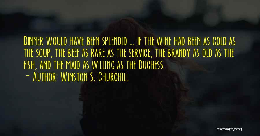 Winston S. Churchill Quotes 2152078