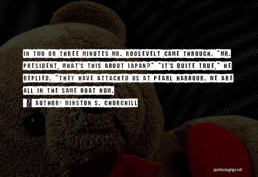 Winston S. Churchill Quotes 2219335