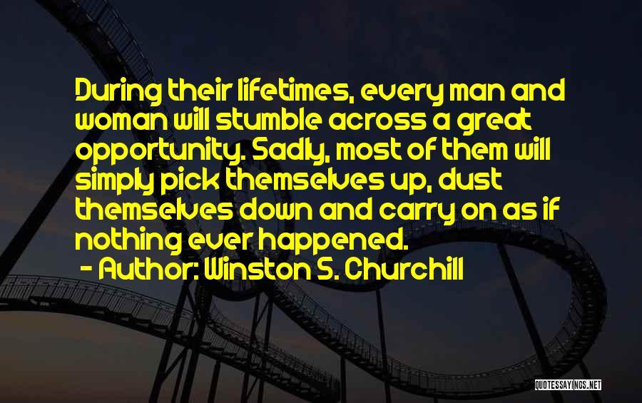 Winston S. Churchill Quotes 256532