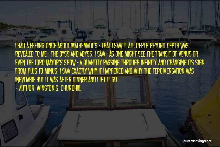 Winston S. Churchill Quotes 316050