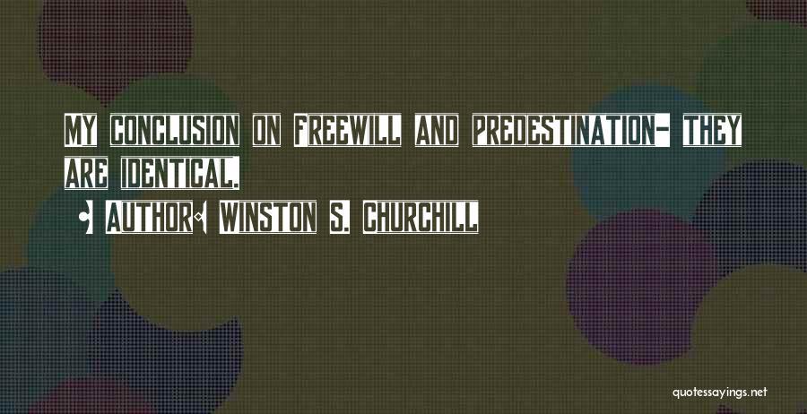 Winston S. Churchill Quotes 375693