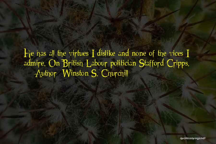 Winston S. Churchill Quotes 399378