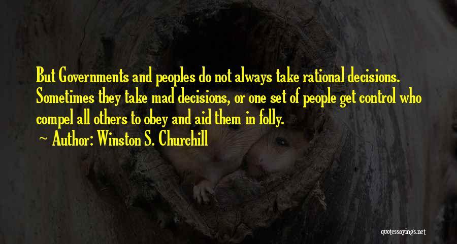 Winston S. Churchill Quotes 402128