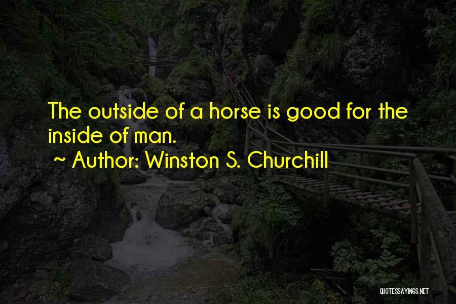 Winston S. Churchill Quotes 454920