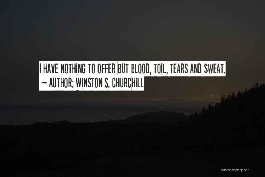 Winston S. Churchill Quotes 467913
