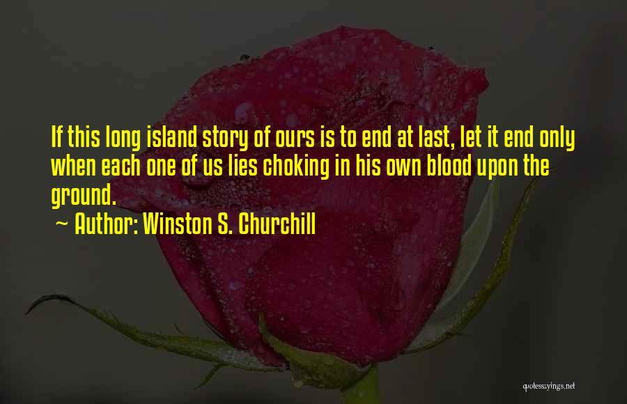 Winston S. Churchill Quotes 512844