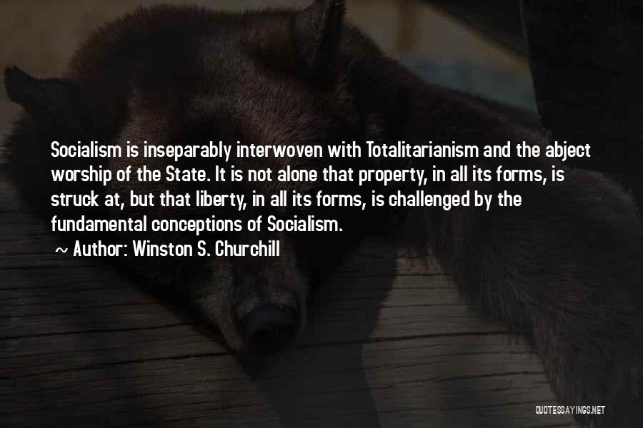 Winston S. Churchill Quotes 673853