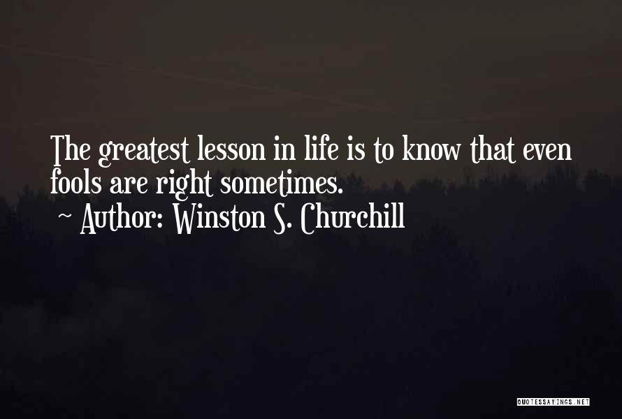Winston S. Churchill Quotes 679471