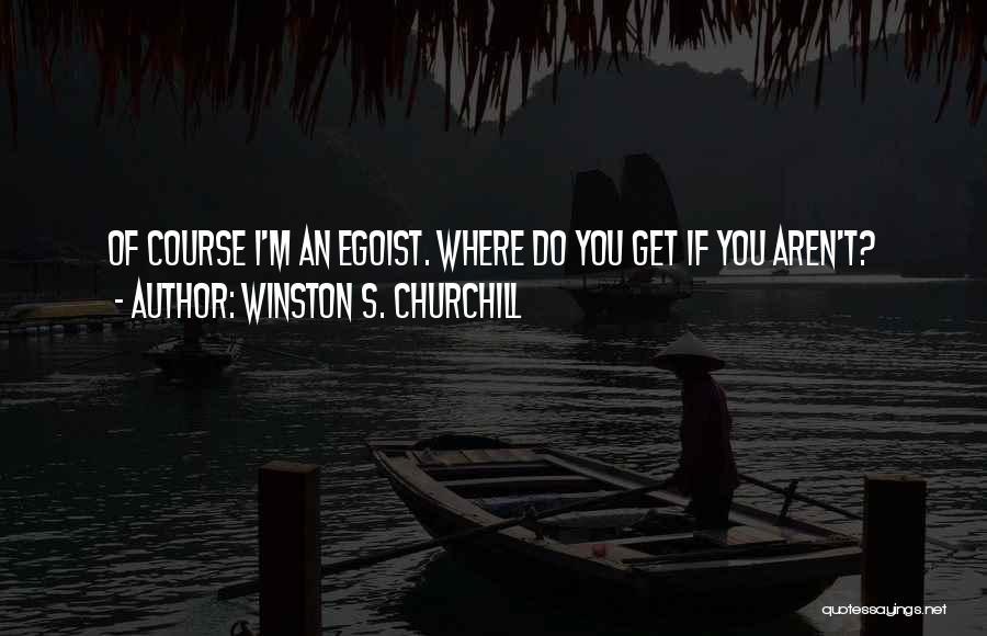 Winston S. Churchill Quotes 815405