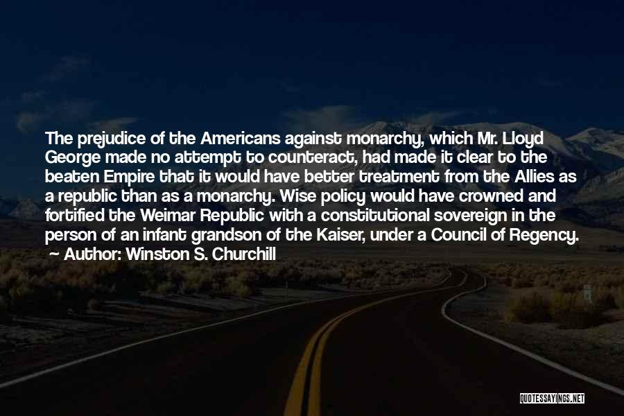 Winston S. Churchill Quotes 915113