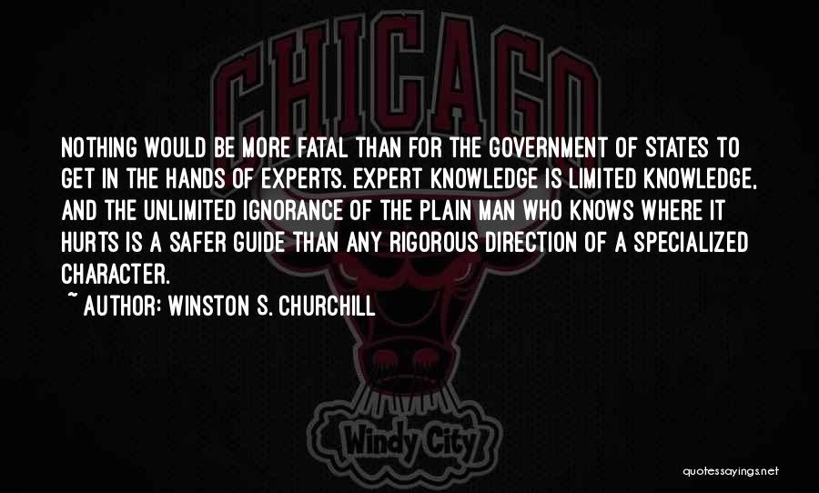 Winston S. Churchill Quotes 918103