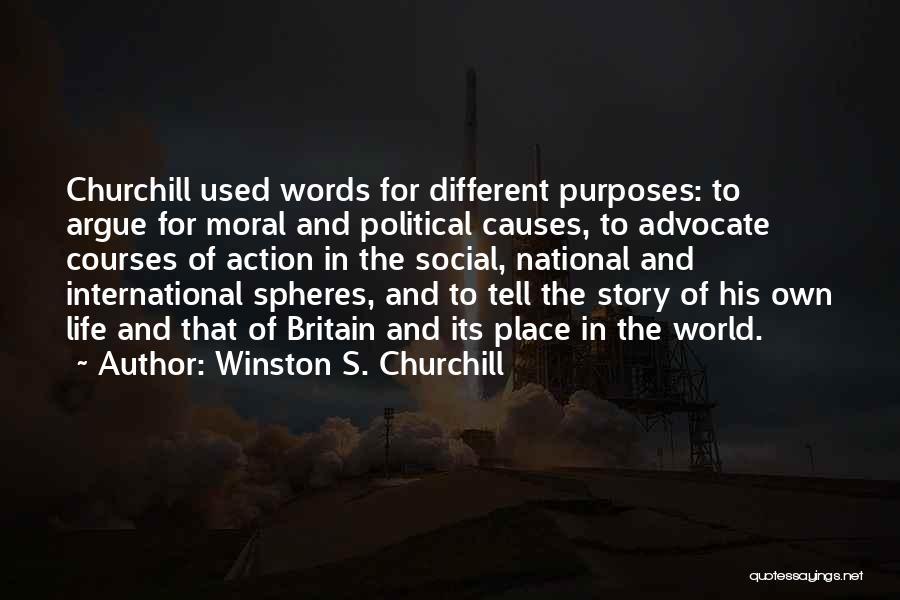 Winston S. Churchill Quotes 926317