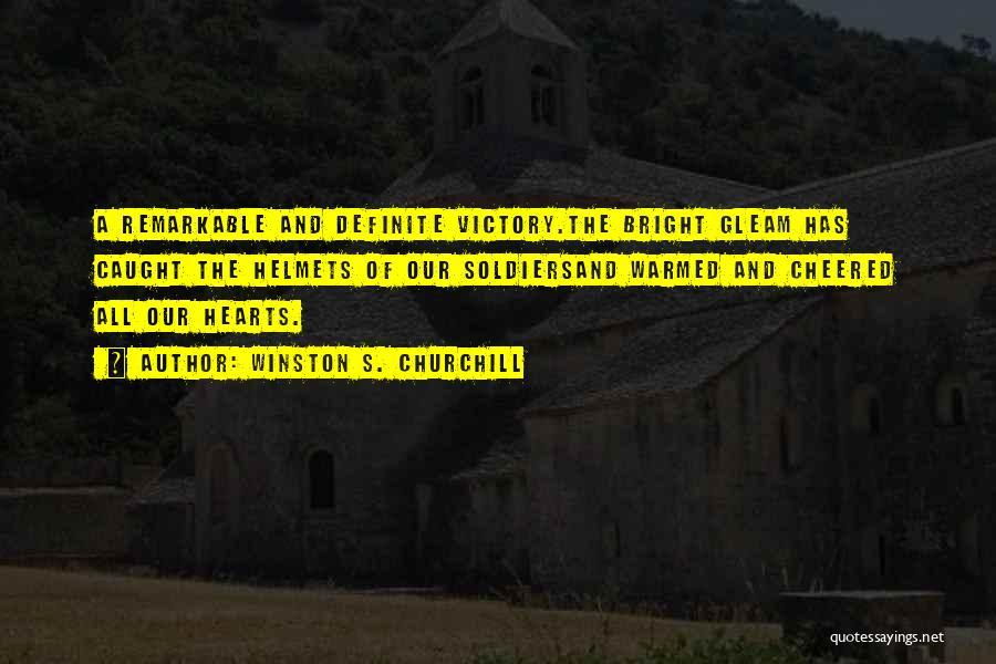 Winston S. Churchill Quotes 970246