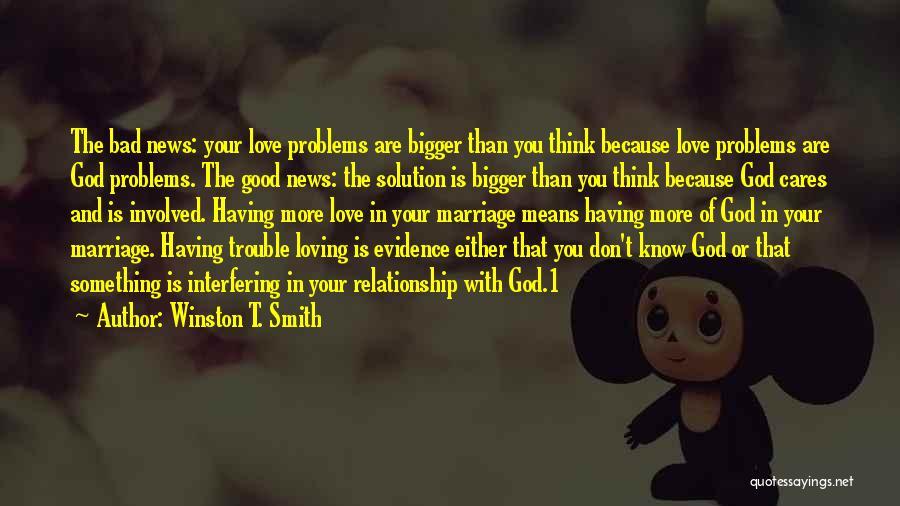 Winston T. Smith Quotes 738439