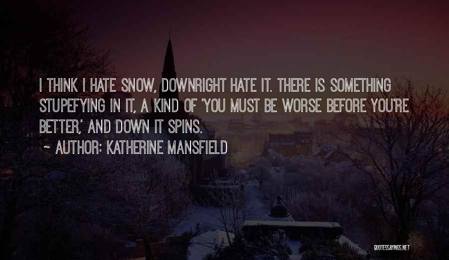 Top 23 Winter Hate Quotes & Sayings
