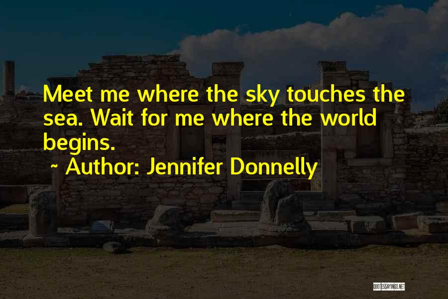 Winter Rose Quotes By Jennifer Donnelly