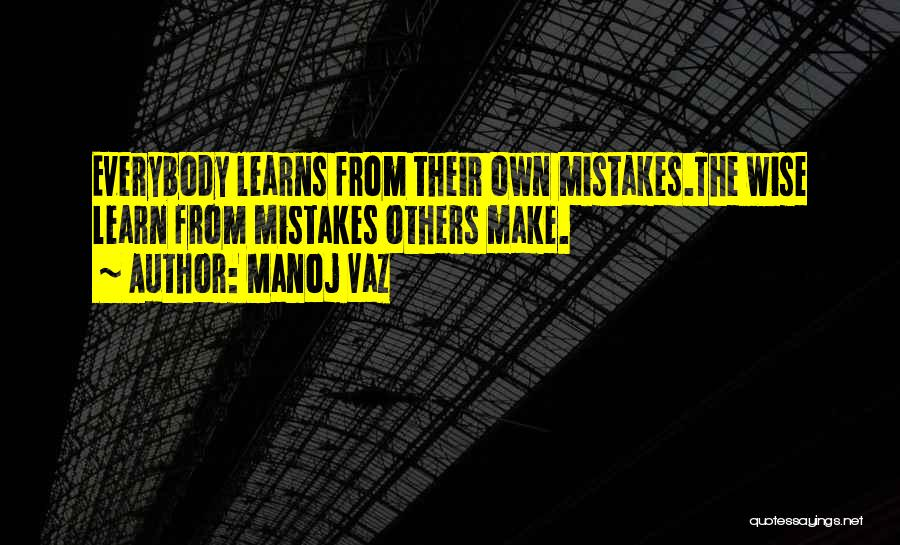 Top 16 Wise Learn From Others Mistakes Quotes Sayings