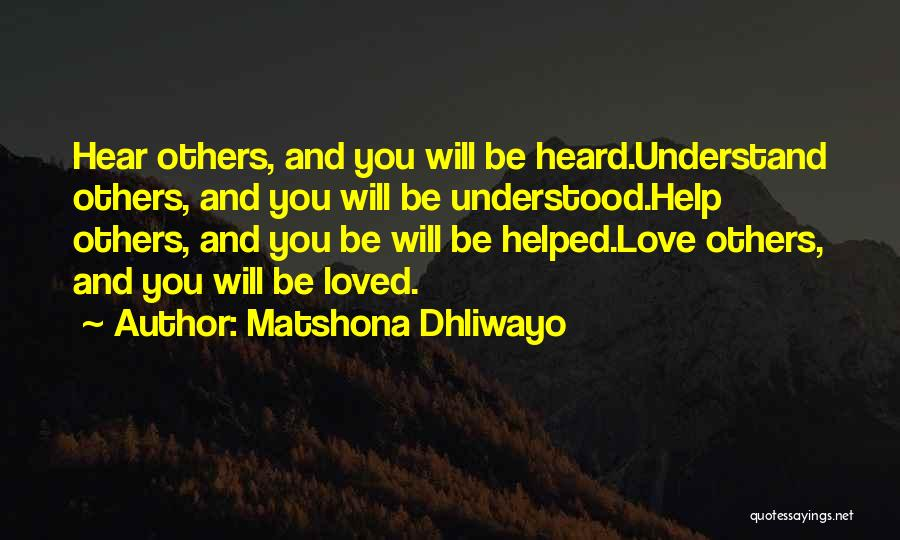 Wise Words And Quotes By Matshona Dhliwayo