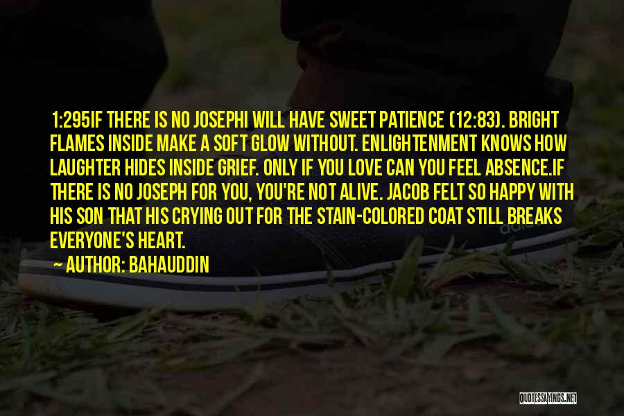 Wish I Could Make Everyone Happy Quotes By Bahauddin