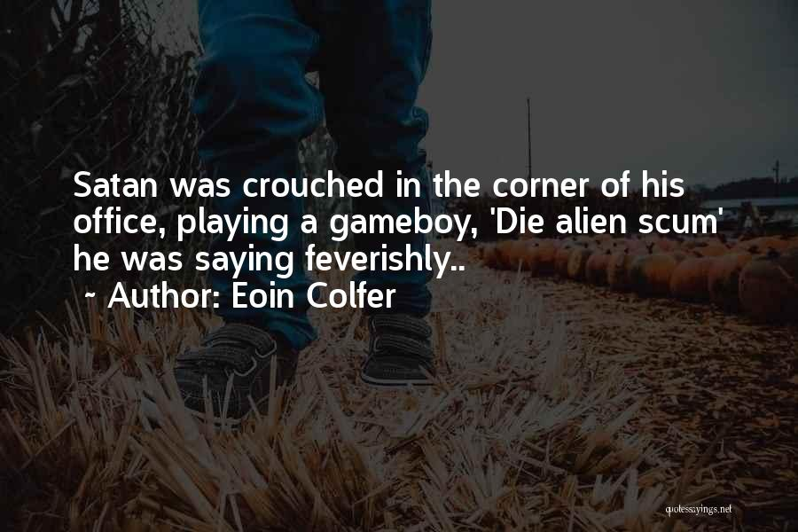 Wish List Quotes By Eoin Colfer