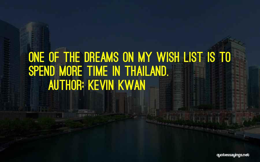 Wish List Quotes By Kevin Kwan