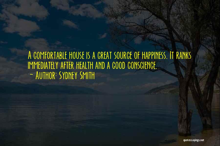 Wish You Good Health Quotes By Sydney Smith